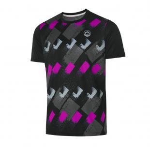 DA3235-200 Camiseta Deportiva AGASI Negra