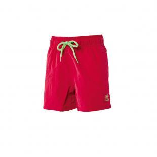 DN10609-400 Bañador niño sport rojo