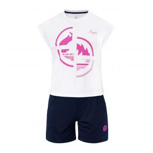 Conjuntos Junior Dn23016 White