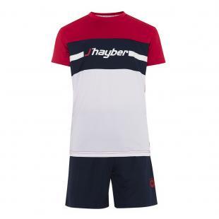 DN23024-400 Conjunto deportivo Niño Dn23024 Rojo