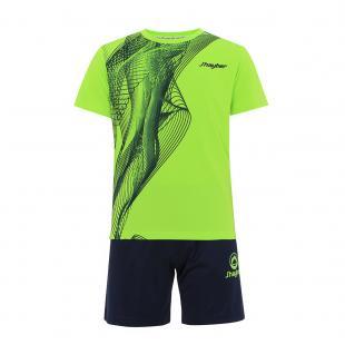DN23027-600 Conjunto deportivo Niño Dn23027 Verde