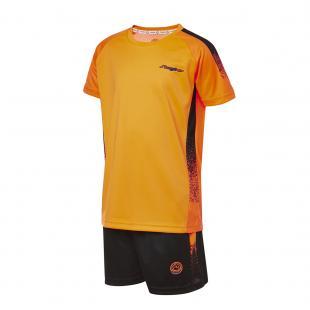 DN23029-900 Conjunto deportivo niño easy naranja