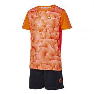 DN23030-900 Conjunto deportivo niño gem naranja