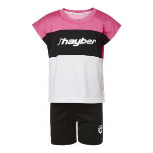 DN23039-88 Conjunto deportivo niña J'hayber rosa