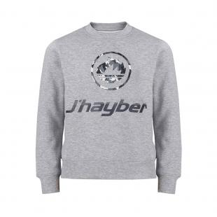 Sudaderas Junior Dn2741 Grey