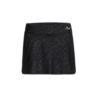 DS12206-200 Falda Deportiva Mujer Panther Negra