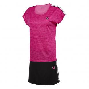 DS23022-88 Conjunto deportivo mujer brand fucsia