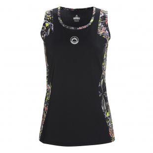 Camisetas Mujer Ds3188 Black Print