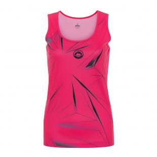 DS3197-800 Camiseta Deportiva GLASS Mujer Rosa