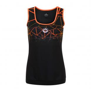 DS3199-200 Camiseta Deportiva PERSPECTIVE Mujer Negro