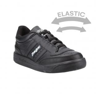 66000-200 Zapatillas J'hayber Olimpo Elastic negro