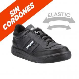 66000-200 Zapatillas J'hayber Elástico negro