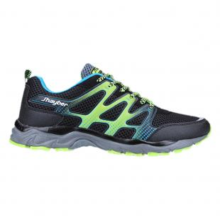 ZA450112-200 Zapatillas Trail Running Rail Negro