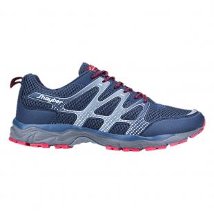 ZA450112-37 Zapatillas Trail Running Rail Marino