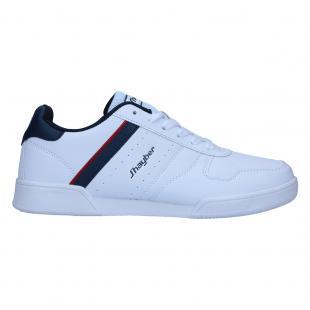 ZA47436-137 Zapatillas de Hombre Canel Blanco - Marino