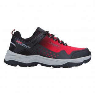 ZA52348-400 Zapatillas de hombre matura rojo