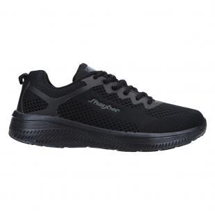 ZA61006-200 Zapatillas de hombre chano negro