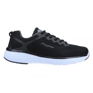 ZA61006-202 Zapatillas de hombre chano negro