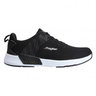 ZA61014-200 Zapatillas de Hombre Chapola Negro