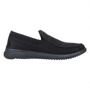 ZA61087-202 Zapatillas de hombre chanesa negro