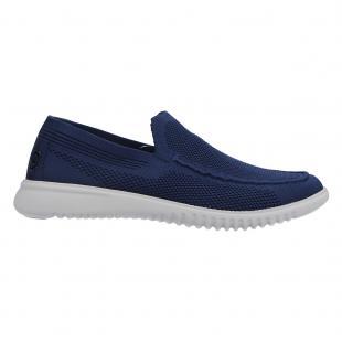 ZA61087-37 Zapatillas de hombre chanesa marino
