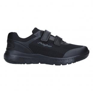 ZA61107-200 Zapatillas de hombre CHANAL Negro