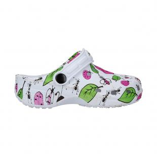 Chanclas Kids Boleño White