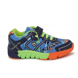 Running Kids Rojito Navy
