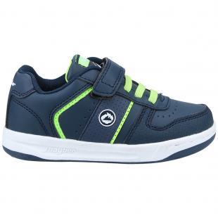 ZJ460131-37 Zapatillas para niño Copete Marino