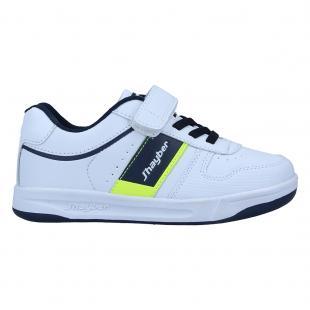 ZJ460147-100 Zapatillas niño Colina Blanco