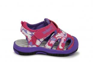 Zapatilla Running Junior Rivonia morado