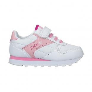 Casual Kids Cholipo White-pink