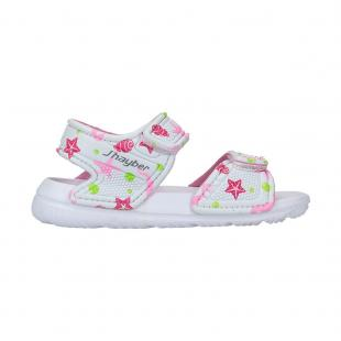 Chanclas Junior Bilino White