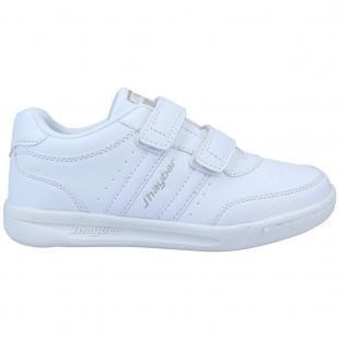 ZN460126-100 Zapatillas de niño Cilindro Blanco