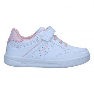 ZN460151-108 Zapatillas de niña Cinama Blanco-Marino