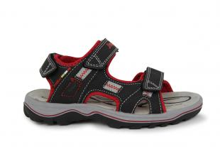 Zapatilla Casual Junior Chipao negro