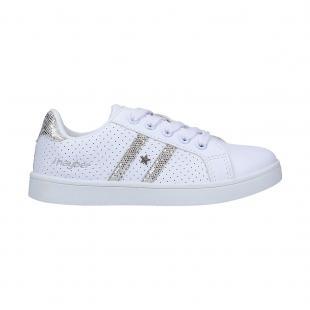 Casual Junior Chilote White-silver Sin Estrella