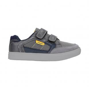 Casual Junior Chinala Silver Piso Gris
