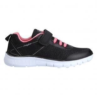 ZN581671-200 Zapatillas de Niña Chifon Negro