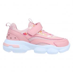 ZN581769-800 Zapatillas de niña chimano rosa