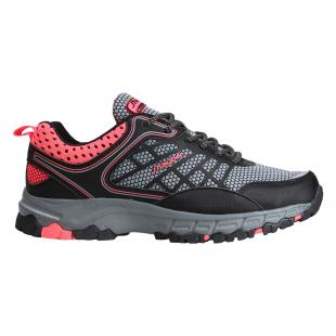 ZS450150-26 Zapatillas Trail Running Mujer Relato Gris