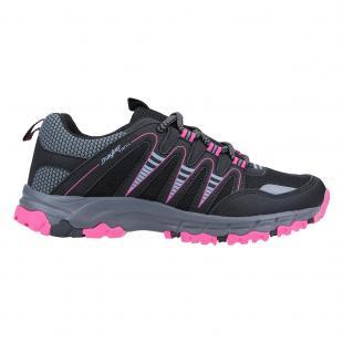 ZS450188-200 Zapatillas de mujer running remera negro