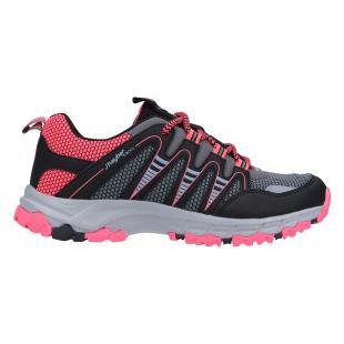 ZS450188-26 Zapatillas de mujer running remera gris oscuro