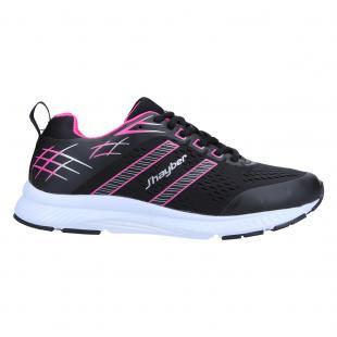 ZS450223-200 Zapatillas de mujer running recado negro