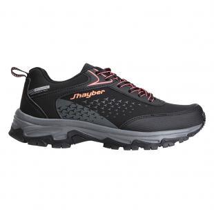 ZS52234-200 Zapatillas de Trekking Medinaceli Negro