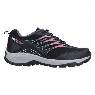 ZS52343-200 Zapatillas de trekking melasa negro