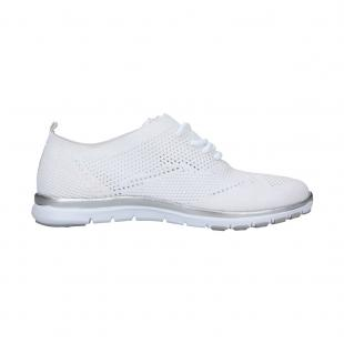 Casual Mujer Chelina White