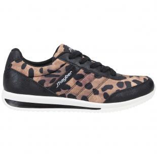 ZS581187-200 Zapatillas de Mujer Cheduna Print Animal