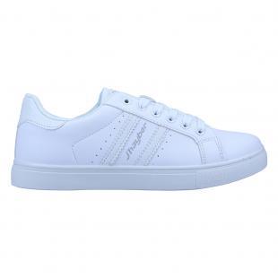 ZS581577-100 Zapatillas de mujer Chelana Blanco