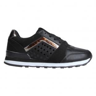 ZS581644-200 Zapatillas de Mujer Chetama Negro